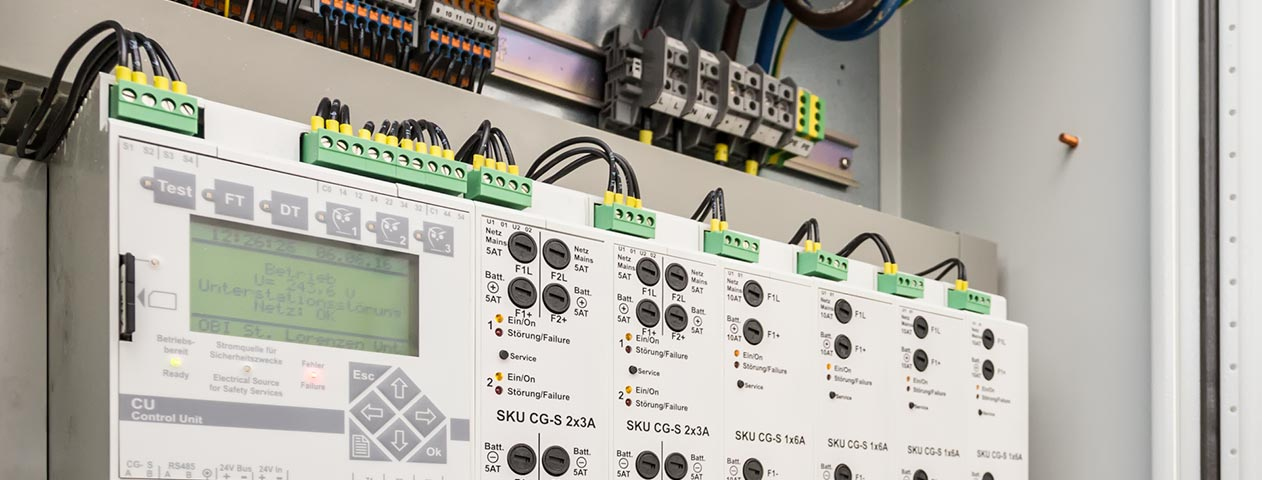 Schemi Elettrici Di Comando : Costruzione di quadri elettrici di commando e di potenza