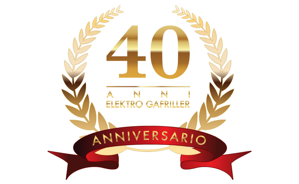 Famoso Storia aziendale - 40 anni Elektro Gafriller QY31